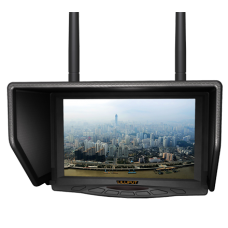 """Lilliput 329/DW - 7"""" FPV monitor with dual receiver"""