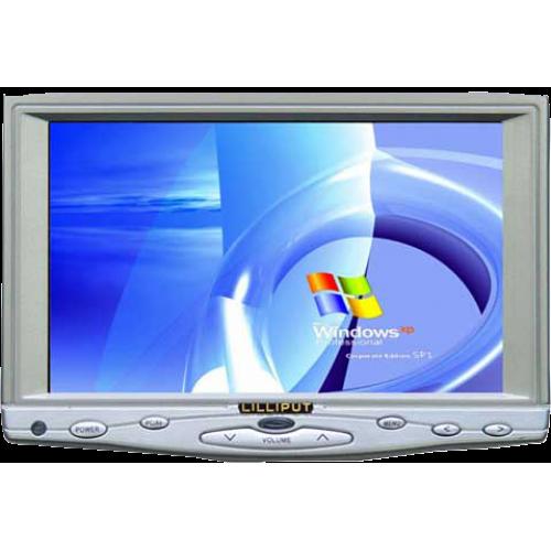 "*CLEARANCE* Lilliput 619GL-70NP/C/T - 7"" VGA touchscreen monitor"