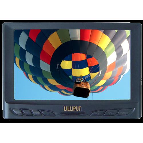 "*CLEARANCE* Lilliput 629GL-70NP/C - 7"" VGA monitor"