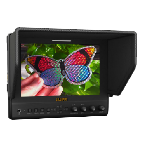 "Lilliput 663/O/P/S2 - 7"" SDI field monitor"