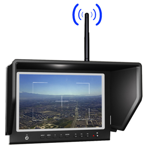 """Lilliput 664/W - 7"""" HDMI IPS FPV monitor"""