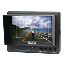 "Lilliput 665-O - 7"" HDMI field monitor"