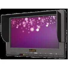 "Lilliput 667GL-70NP/H/Y/S - 7"" SDI field monitor"