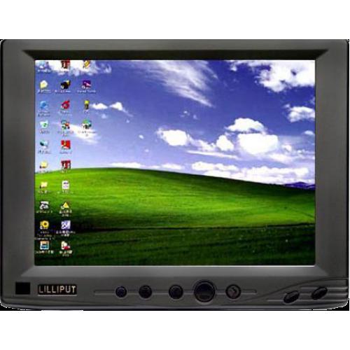 "*CLEARANCE* Lilliput 809GL-80NP/C - 8"" VGA monitor"