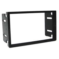 Bybyte ABS629701-B - Double DIN LCD frame for Lilliput 669 monitor