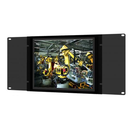 """19"""" Rackmount bracket for Lilliput TK1500 monitor"""