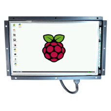 "Raspberry Pi Based 10"" Open Frame Touchscreen Panel PC"