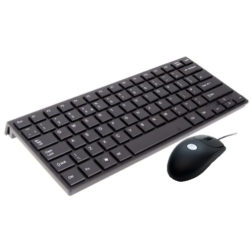 Raspberry Pi Compatible Wired Keyboard and Mouse Set