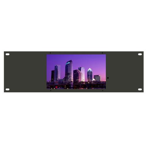 "Lilliput RM-1011/T - 4U 10"" HDMI Rackmount Touchscreen Monitor"