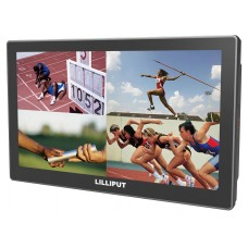 "Lilliput A10 - 10.1"" 4K monitor 3840 x 2160 with HDMI, Displayport and SDI connectivity"