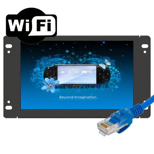 "Lilliput AD1001/LAN - 10"" openframe network advertisement player"