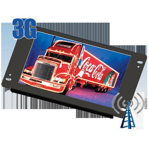 "Lilliput AD1201/3G - 12"" openframe 3G advertisement media player"