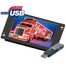 "Lilliput AD1201/USB - 12"" openframe USB advertisement player"