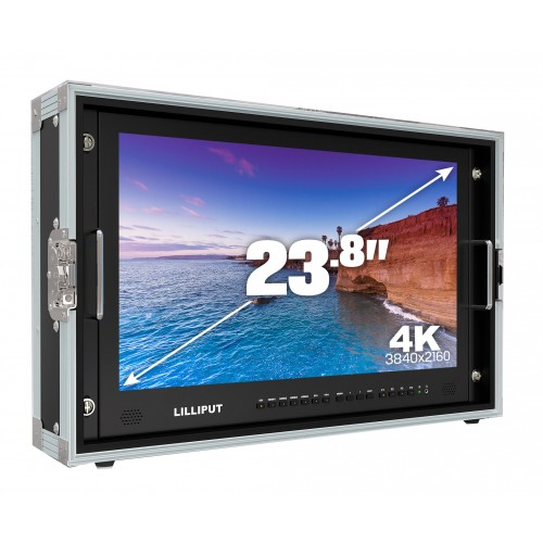 "Lilliput BM230-4K - 23"" 4K monitor with HDMI and SDI connectivity"