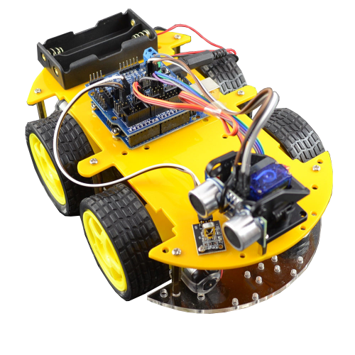 Bluetooth Intelligent Remote Control Car Kit
