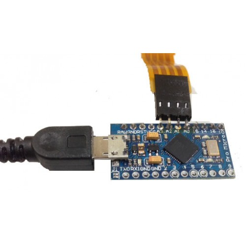 Android Resistive Touchscreen USB Controller