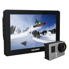 Lilliput MoPro7 - Sports Camera Monitor optimised for GoPro Hero