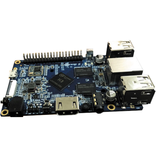 Orange Pi 2 - Quad Core Single Board Computer