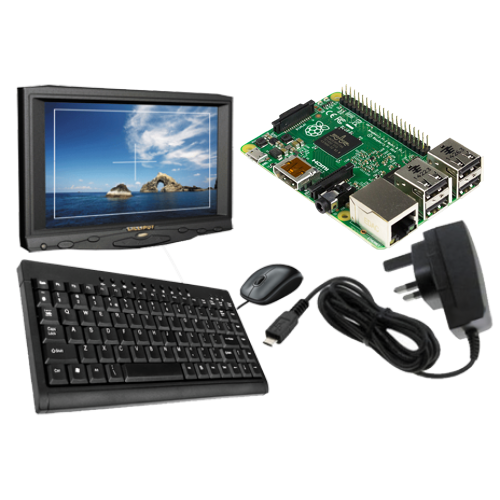 "Raspberry Pi 2 7"" Budget Bundle"
