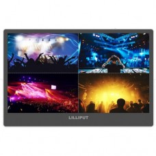 "Lilliput A12 - 10.1"" 4K monitor 3840 x 2160 with HDMI, Displayport and SDI connectivity"