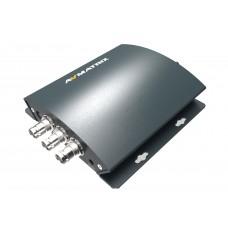 AV Matrix SC1321 - YPbPr to 3G-SDI Converter
