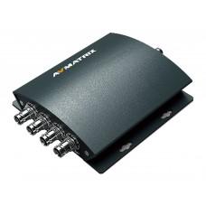 AV Matrix SD1141 - 1:4 3G-SDI Distribution Amplifier