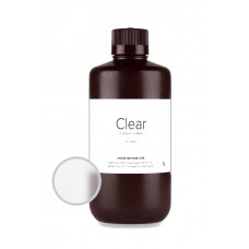 SLA Clear Resin - 1 Litre - for 3D printing