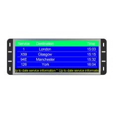 "Lilliput OF123W/C - 12.3"" HDMI 1280 x 480 super wide 8:3 open frame monitor"