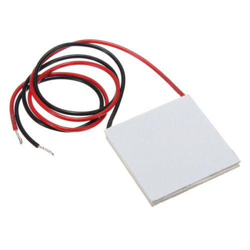 Thermoelectric Peltier Heatsink Cool Plate Module