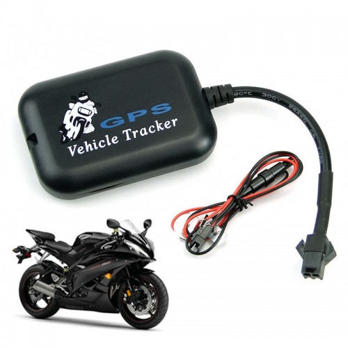 GPS Tracking fob with GPRS/SMS support