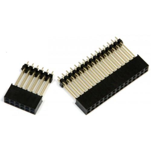 Odroid 30pin and 12pin Header Sockets