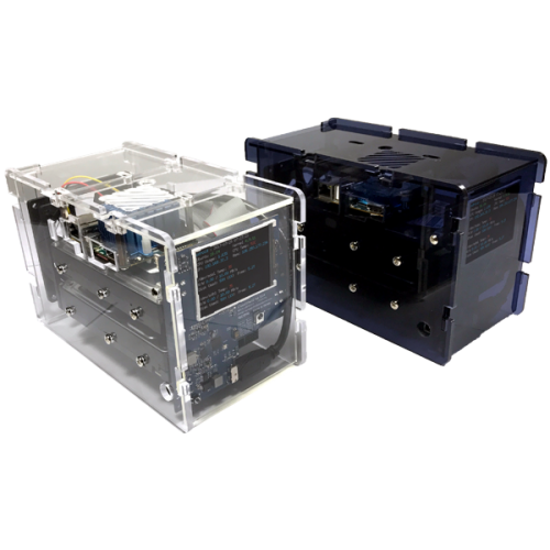 Odroid CloudShell2 for XU4 Clear