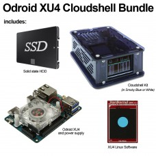 Odroid XU4 CloudShell Bundle - not available