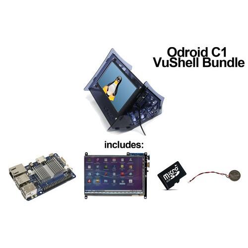 Odroid C1 VuShell Bundle