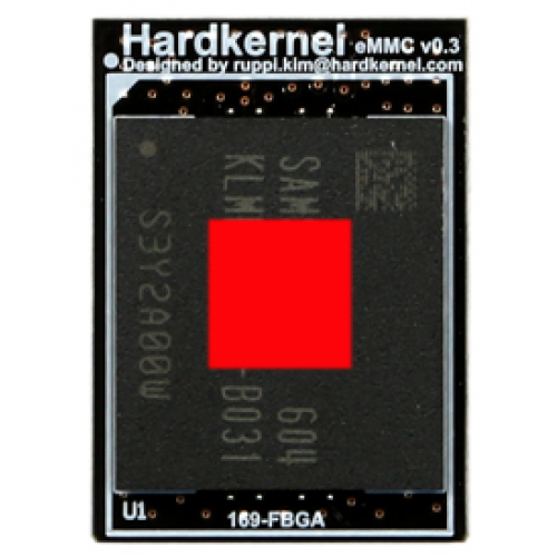 8GB eMMC Module C2 Linux