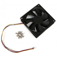 Odroid-H2 DC Cooling Fan w/ PWM, Speed Sensor (Tacho) [77818]
