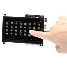 Odroid VU 5 - 5 inch HDMI display with Multi-touch