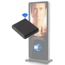 Wifi HD Looping Kiosk Media Player for Digital Signage and Advert Playback