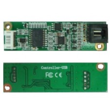 Resistive touch screen control board